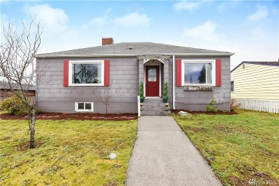 Marysville Single Family Home For Sale: 1705 2nd St
