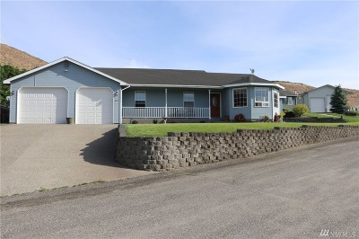 Pateros Single Family Home For Sale: 112 Pryor Dr