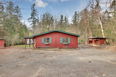 Gig Harbor Single Family Home Pending: 9608 85th Ave NW