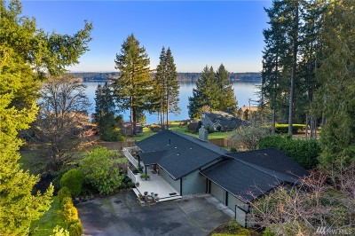 Thurston County Single Family Home For Sale: 2104 59th Ave NW