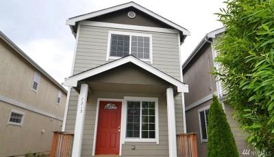 Tacoma Single Family Home For Sale: 7215 E G St