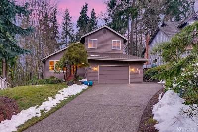 Bellevue WA Single Family Home For Sale: $999,888