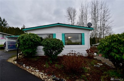Bellingham Mobile Home For Sale: 1200 S Lincoln St S #316