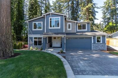 Kirkland Single Family Home For Sale: 11033 116th Ave NE