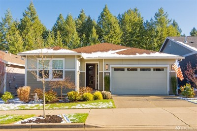 Lacey Single Family Home For Sale: 4712 Meriwood Dr NE