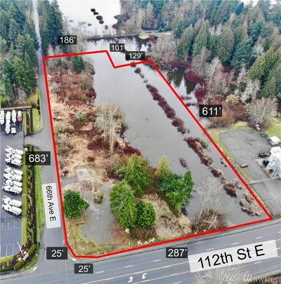 Puyallup Residential Lots & Land For Sale: 6510 112th St E