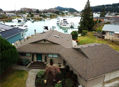 Skagit County Single Family Home Pending Inspection: 150 Swinomish Dr