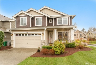 Renton Single Family Home For Sale: 5251 NE 10th St
