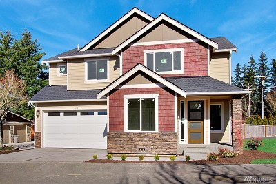 Bothell Single Family Home For Sale: 4431 217th Place SE