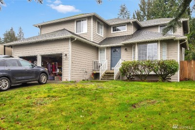 Lynnwood Single Family Home For Sale: 4024 186th St SW