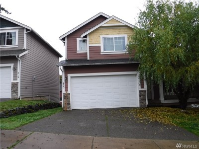 Tumwater Single Family Home Pending Inspection: 623 H St SW