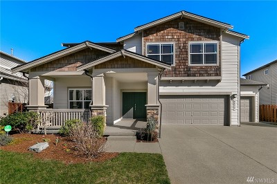 Auburn Single Family Home For Sale: 6412 Stuart Place SE