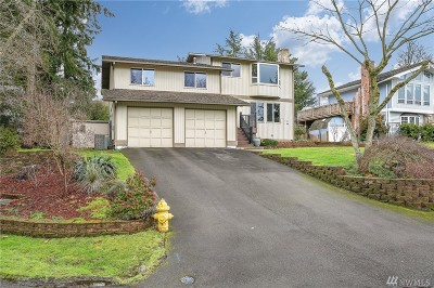 Mukilteo Single Family Home For Sale: 8231 46th Place W