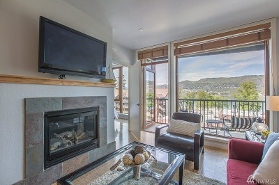 Chelan County Condo/Townhouse For Sale: 2220 W Woodin Ave #310