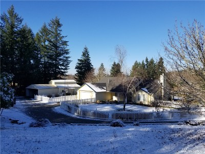 Single Family Home For Sale: 8518 Spurgeon Creek Rd SE