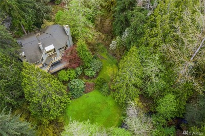 Woodinville Single Family Home For Sale: 20724 NE 160th St