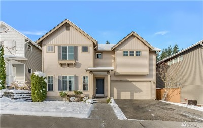 Snoqualmie Single Family Home For Sale: 8815 Venn Ave SE