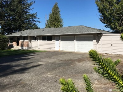 Enumclaw Single Family Home For Sale: 44830 283rd SE