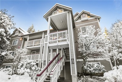 Issaquah Condo/Townhouse For Sale: 18505 SE Newport Wy #B309