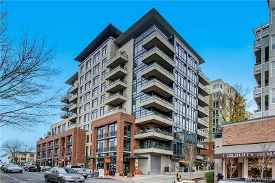Bellevue Condo/Townhouse For Sale: 10000 Main St #205