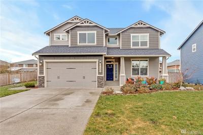 Yelm Single Family Home Pending Inspection: 9355 Prairie Wind St SE