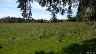 Yelm Residential Lots & Land For Sale: 13649 Morris Rd SE