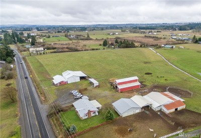 Farm For Sale: 5484 Jackson Hwy