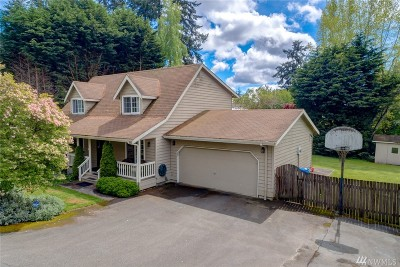 Edmonds Single Family Home For Sale: 1432 Olympic View Dr