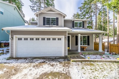 Thurston County Single Family Home For Sale: 18109 Hi Lo Ct SE