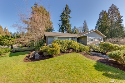 Edmonds Single Family Home For Sale: 18811 92nd Ave W