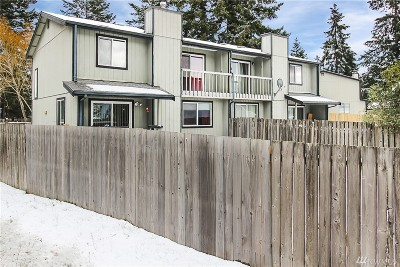 Mason County Multi Family Home For Sale: 40 E Prairie Ct