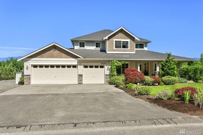 Snohomish Single Family Home For Sale: 4119 203rd Ave NE