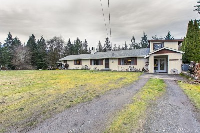 Skagit County Single Family Home For Sale: 8971 W Pressentin Dr