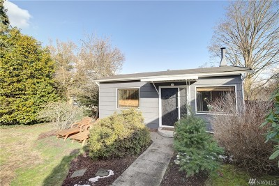 Seattle Single Family Home For Sale: 7336 34th Ave NE