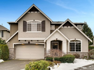 Bothell Single Family Home For Sale: 3528 217th Place SE