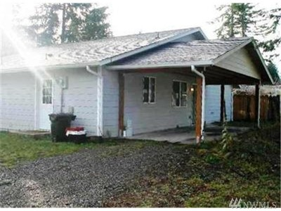 Mason County Rental For Rent: 611 California Ave