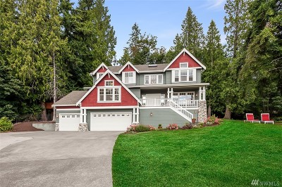Bothell Single Family Home For Sale: 23411 39th Ave SE