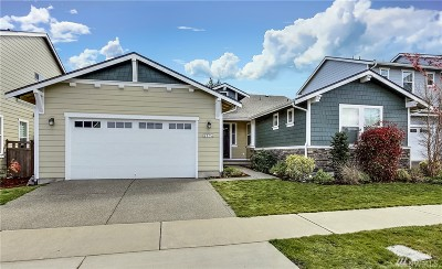 Tumwater Single Family Home For Sale: 8976 Buttercup St SE