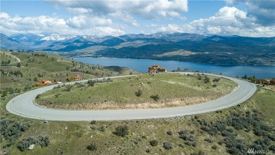 Chelan, Chelan Falls, Entiat, Manson, Brewster, Bridgeport, Orondo Residential Lots & Land For Sale: 276 Sabio Wy
