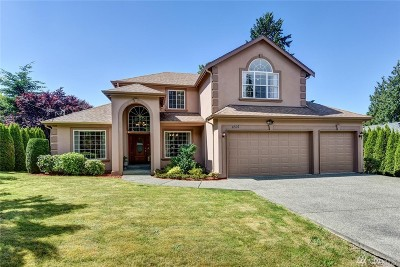 Bellevue WA Single Family Home For Sale: $1,275,000