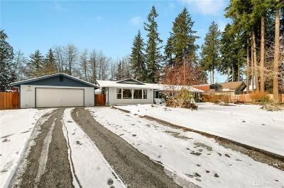 Lake Stevens Single Family Home For Sale: 8324 158th Dr NE