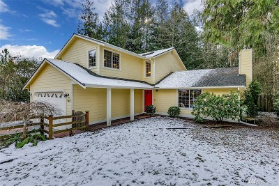 Poulsbo Single Family Home For Sale: 615 NW Gurley Ct