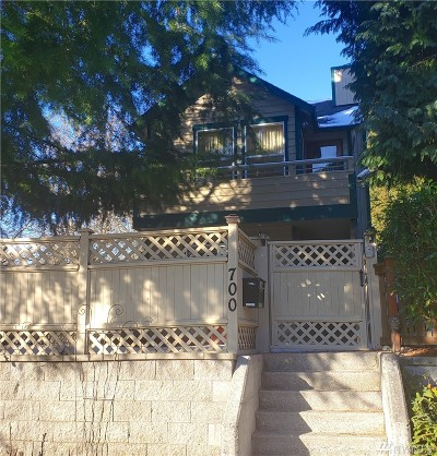 Seattle Single Family Home For Sale: 700 N 75th St