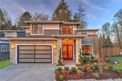 Kirkland Single Family Home For Sale: 720 3rd Lane S