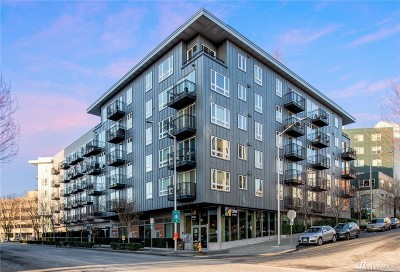 Condo/Townhouse For Sale: 3104 Western Ave #313
