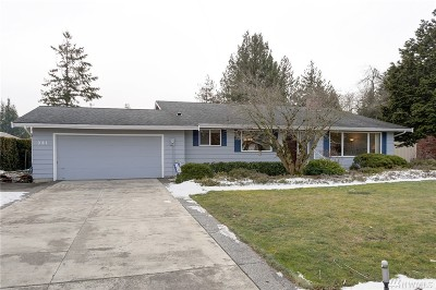 Lynden Single Family Home For Sale: 341 South Park St