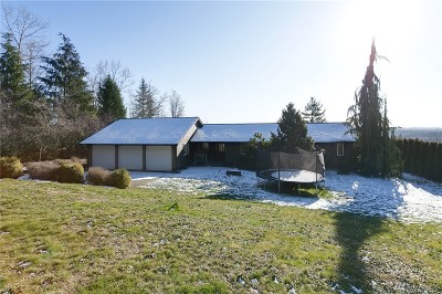 Blaine Single Family Home For Sale: 3309 Sweet Rd