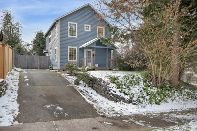 Tacoma Single Family Home For Sale: 4432 S 10th St