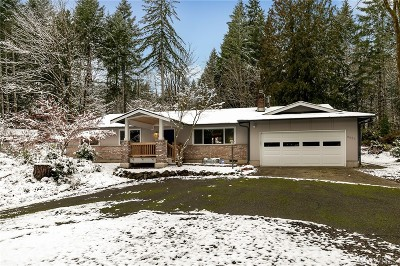 Olympia Single Family Home For Sale: 6633 Northill Dr SW