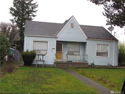 Tacoma Single Family Home For Sale: 4528 A St